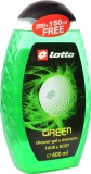 Lotto Sprchový gel + šampon Green 400ml