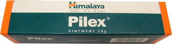 Himalaya Herbals Pilex ointment 30g