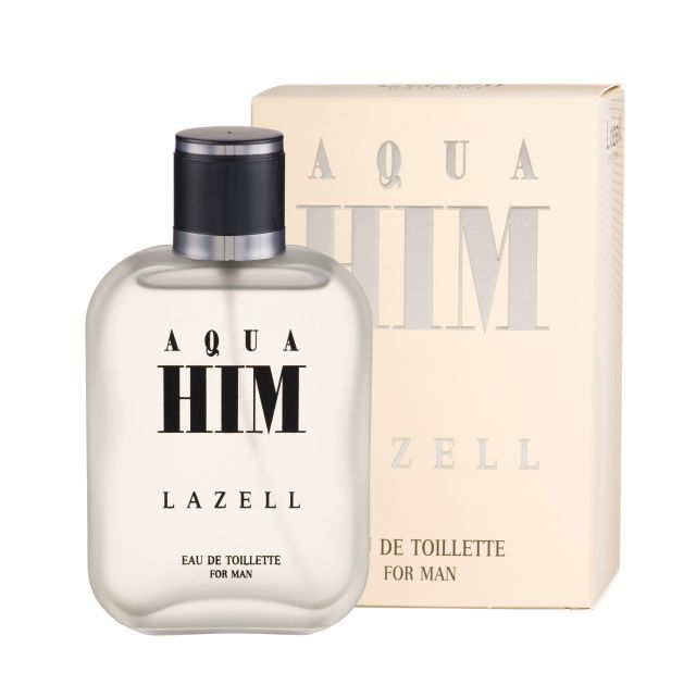 Lazell Aqua Him  100ml