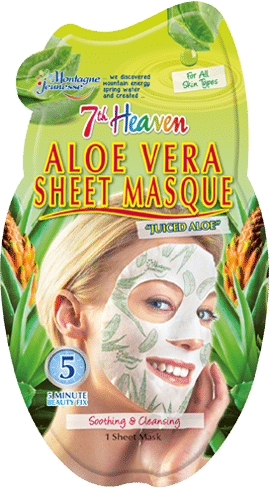 7th Heaven  Aloe Vera SPA 1 ks