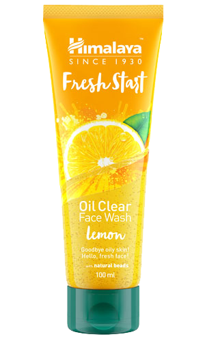 Himalaya Fresh start Mycí gel na obličej  citron 100ml
