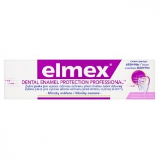 Elmex enamel protection professional 75ml