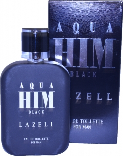Lazell Aqua Him black 100ml