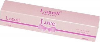 Lazell Love  for woman 33 ml