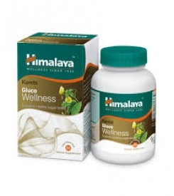 Himalaya Herbals Karela  Wellness 60 tablet, EXP 8/19